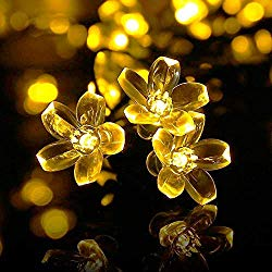 Diwali-flower-shaped-lights