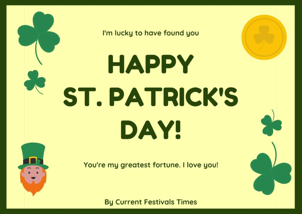happy st patrick's day pictures 2020