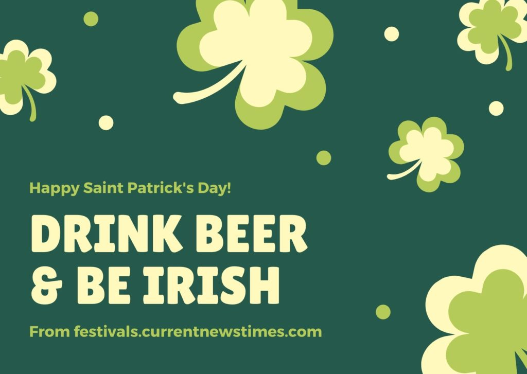 st patrick's day sayings and blessings