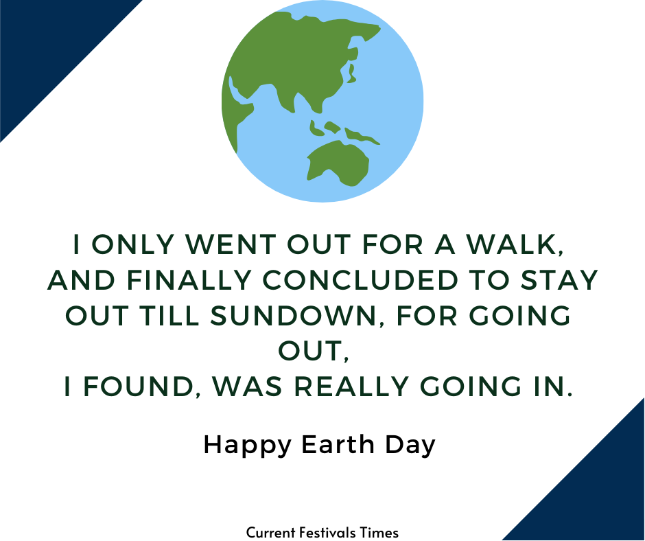 earth day slogans in english