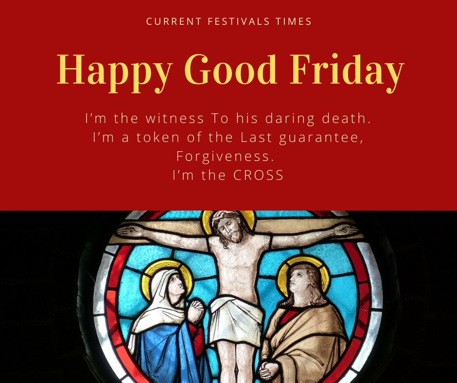 greetings on good friday