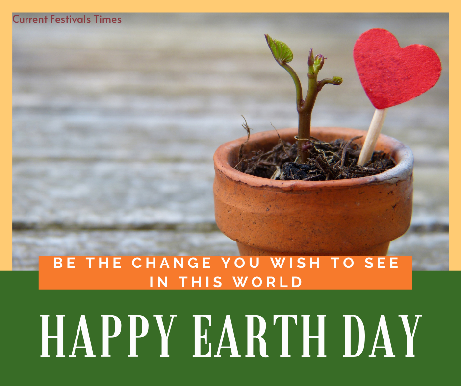 happy earth day 2020 images