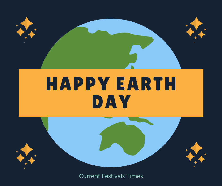 poster on earth day