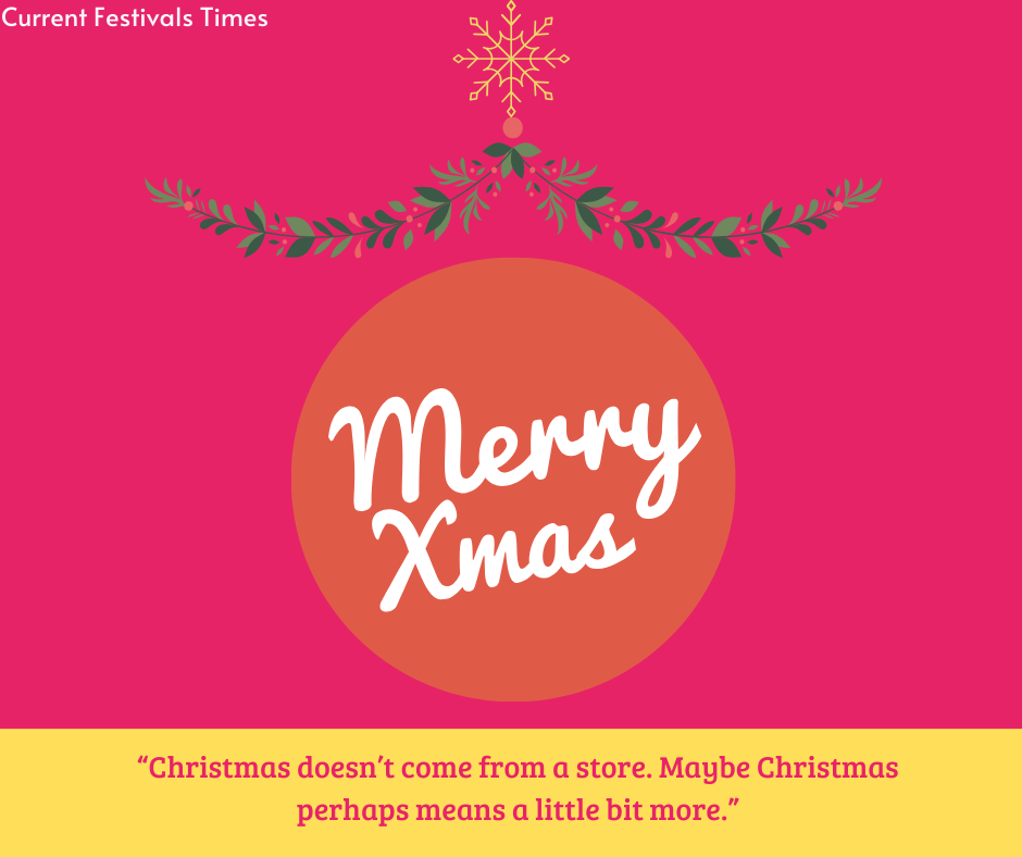 cute christmas quotes short