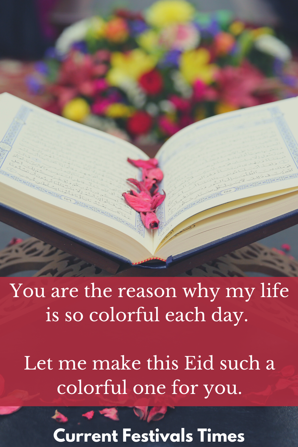 eid mubarak with quotes