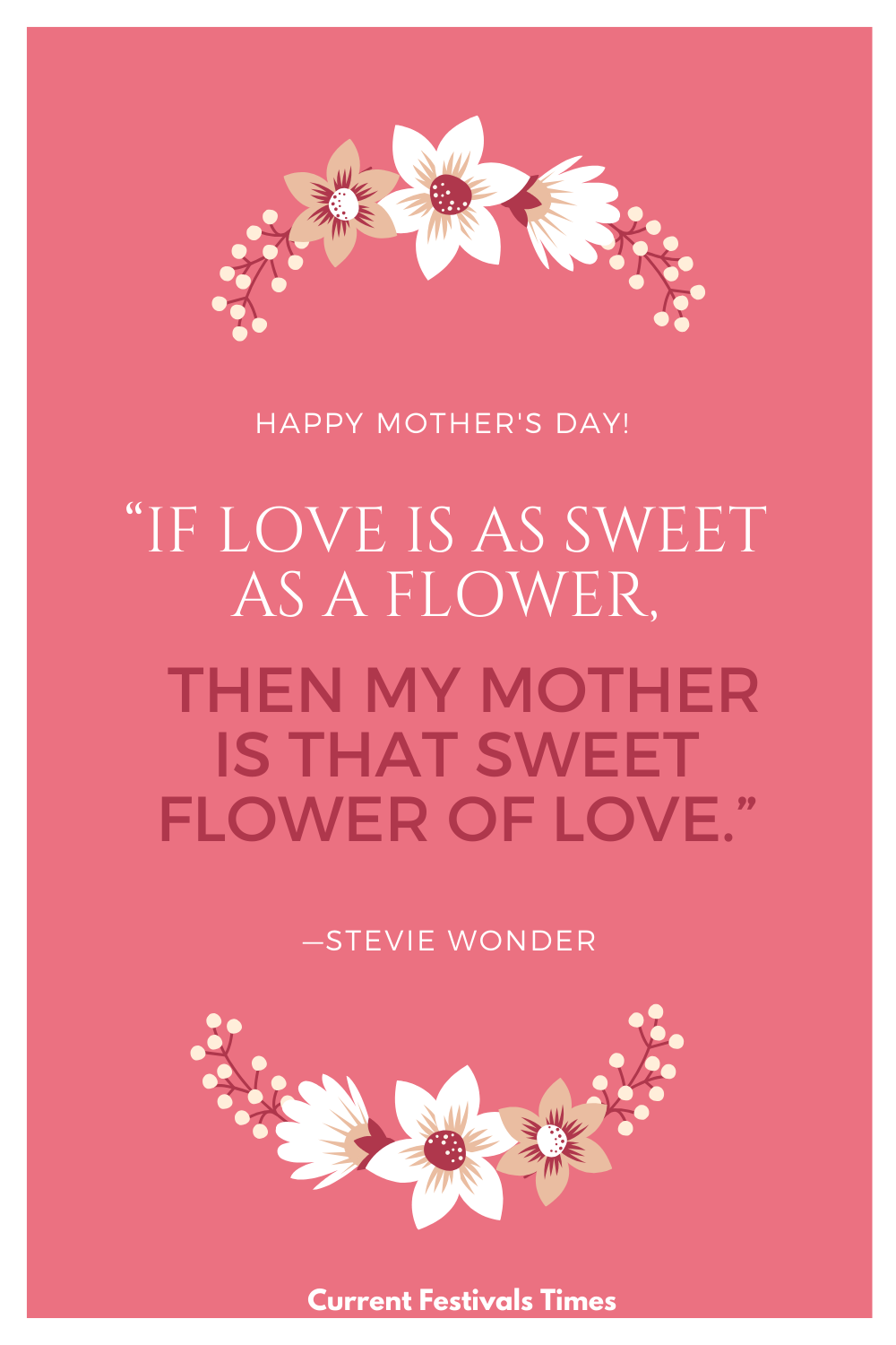 mother's day quotes 2020