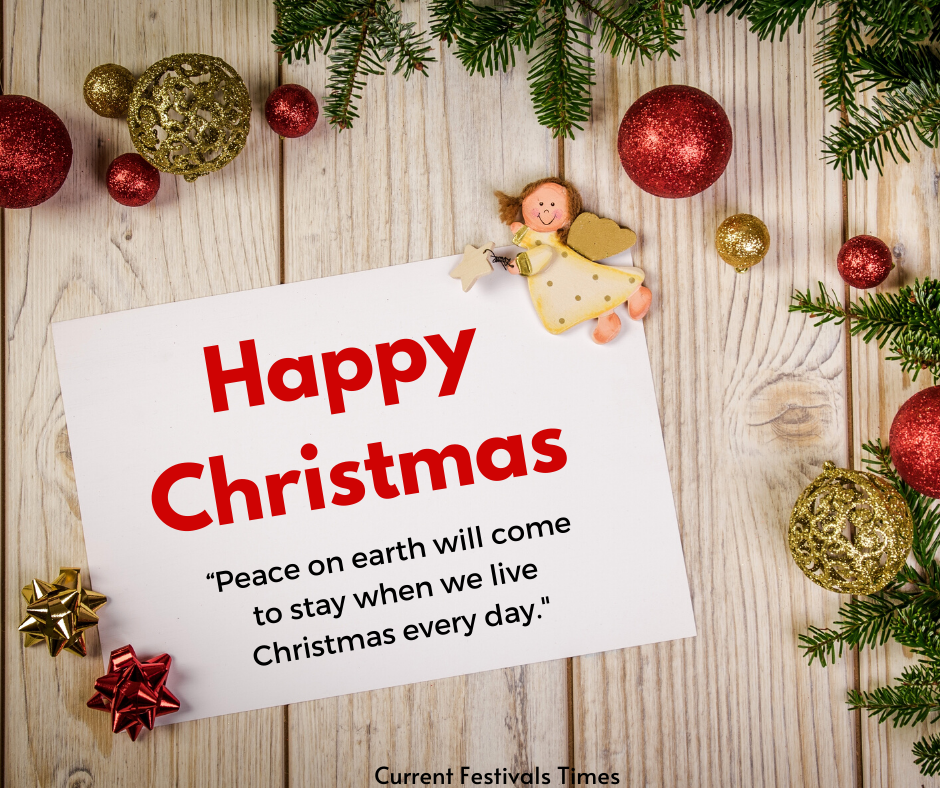 short quotes on christmas