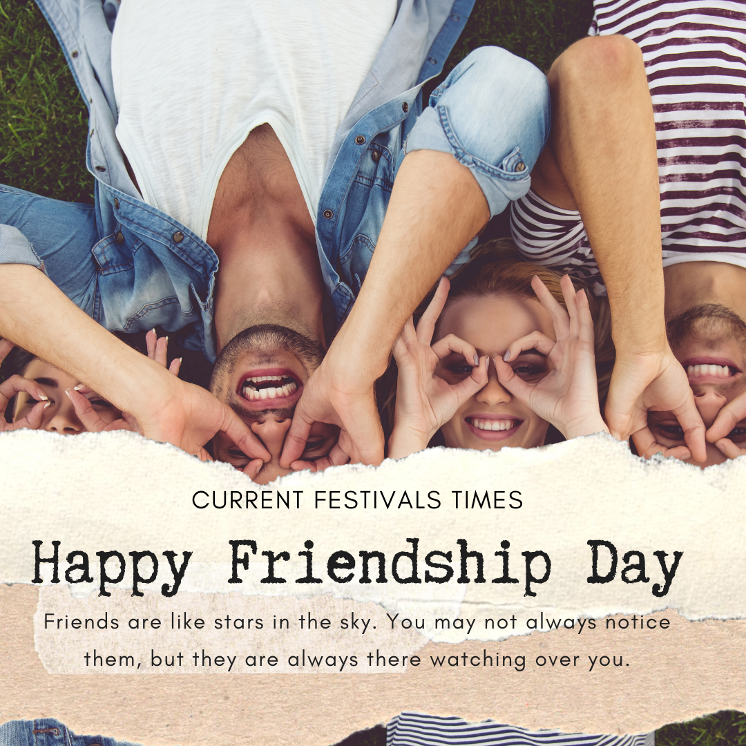 Friendship day Messages with Images