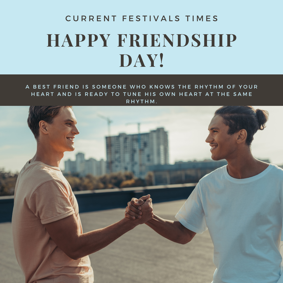 Friendship day quotation with Images