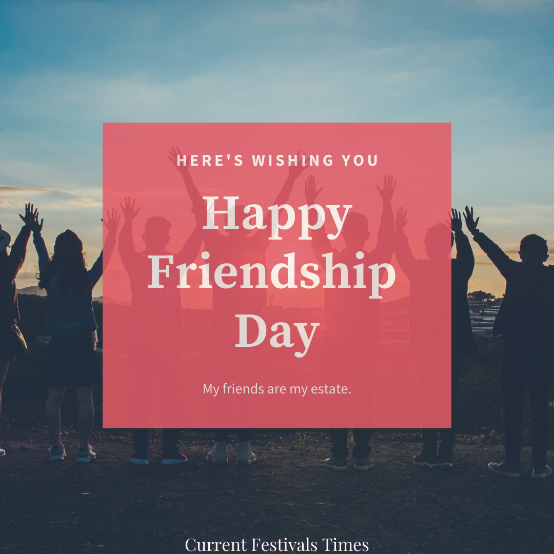 Friendship day thought images