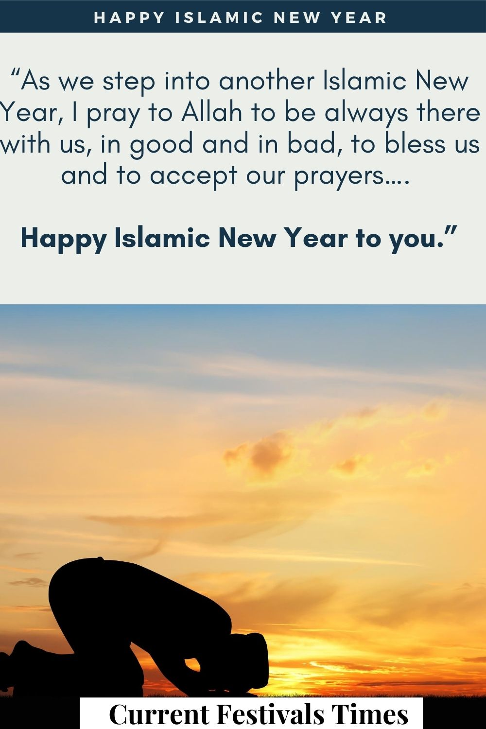 Messages Islamic New Year