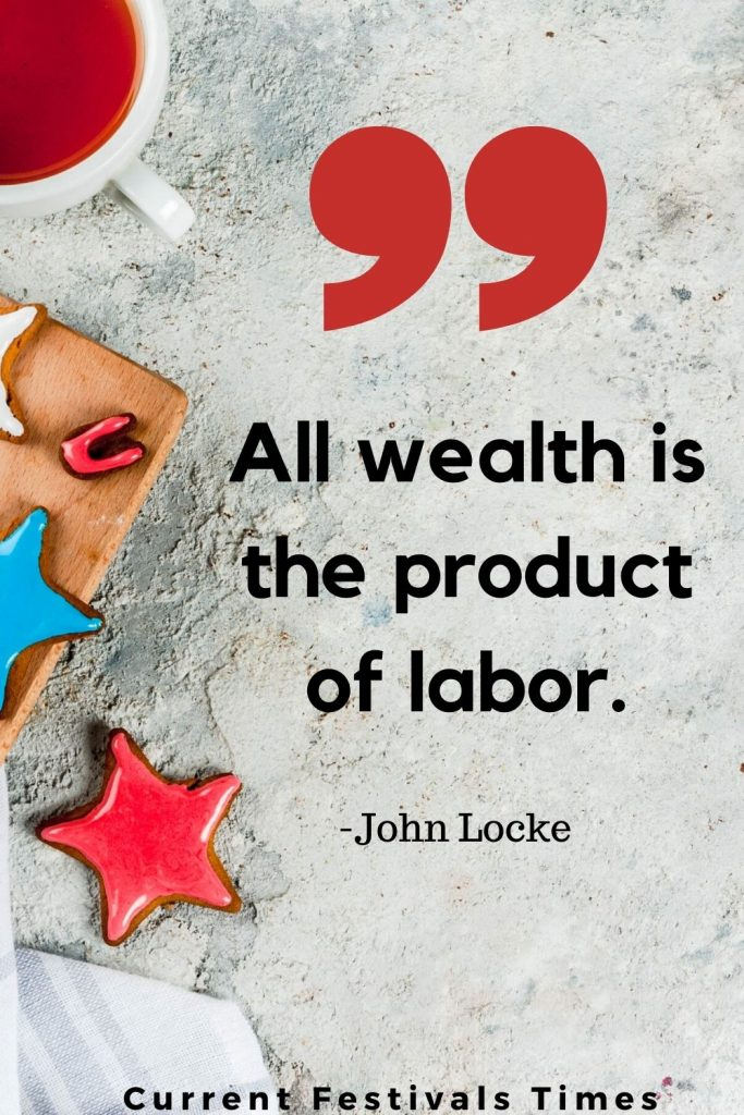 labor day inspirational messages