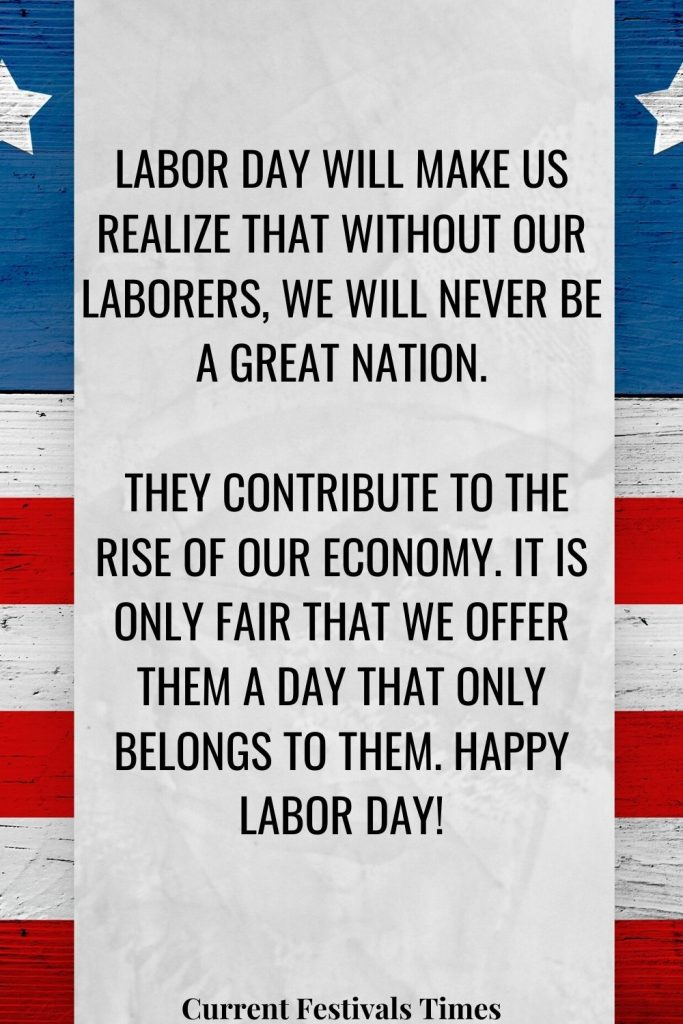 labor day usa 2020 quotes