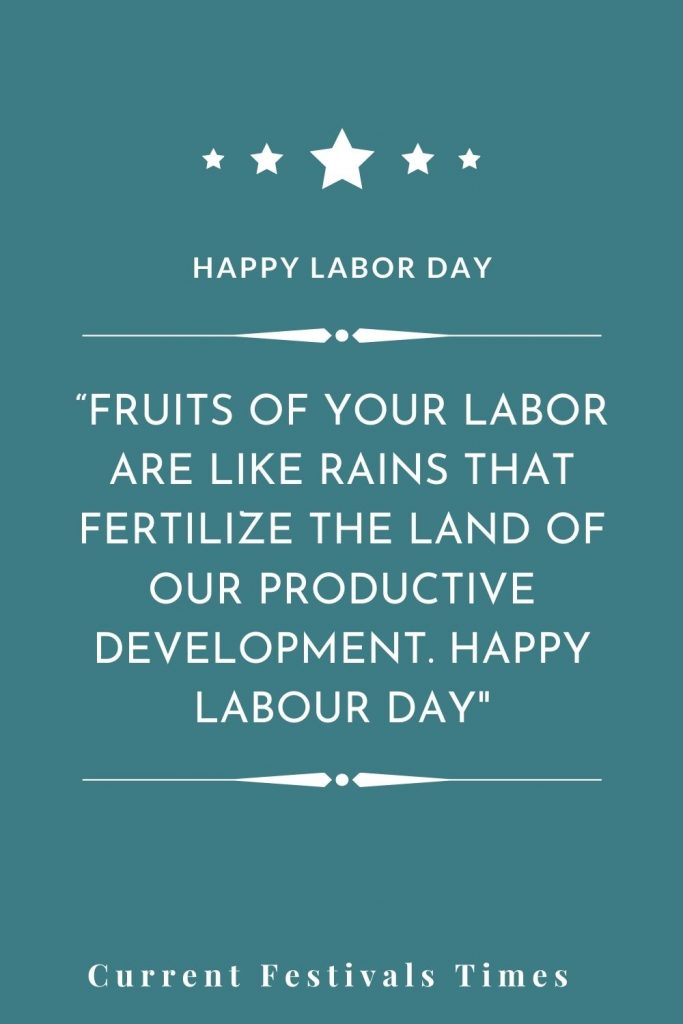 labor day wishes and quotes