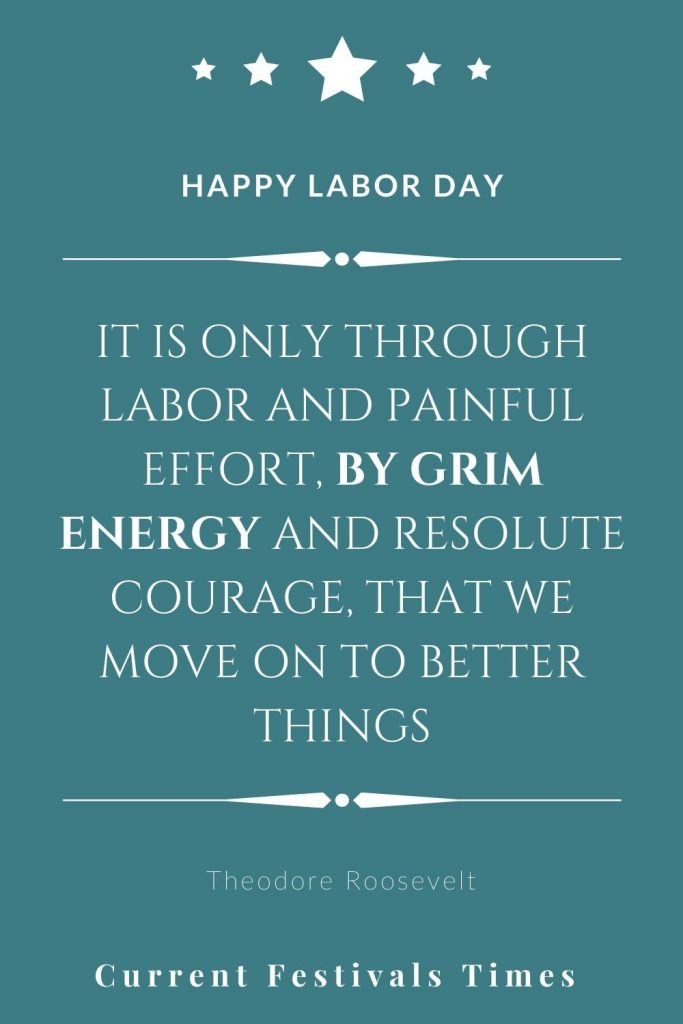 wishes on labor day
