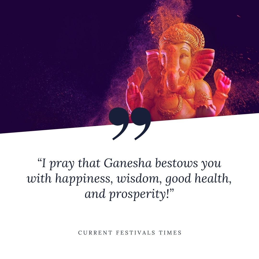 images of ganesh chaturthi wishes