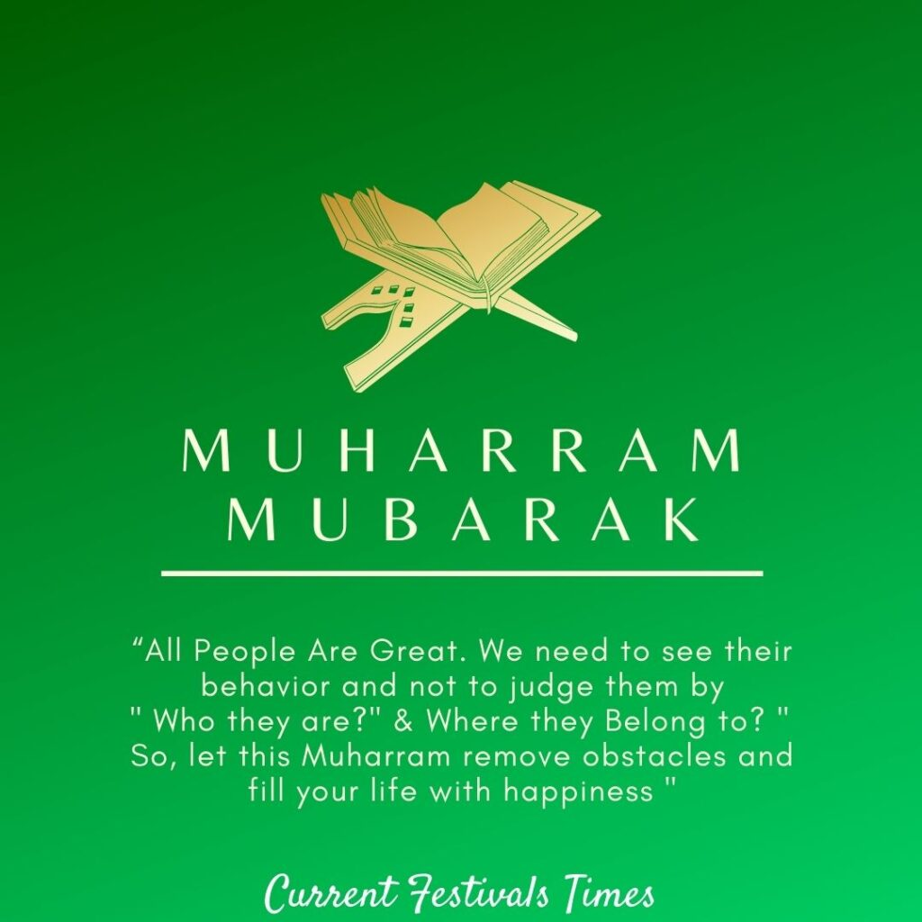 muharram new year wishes