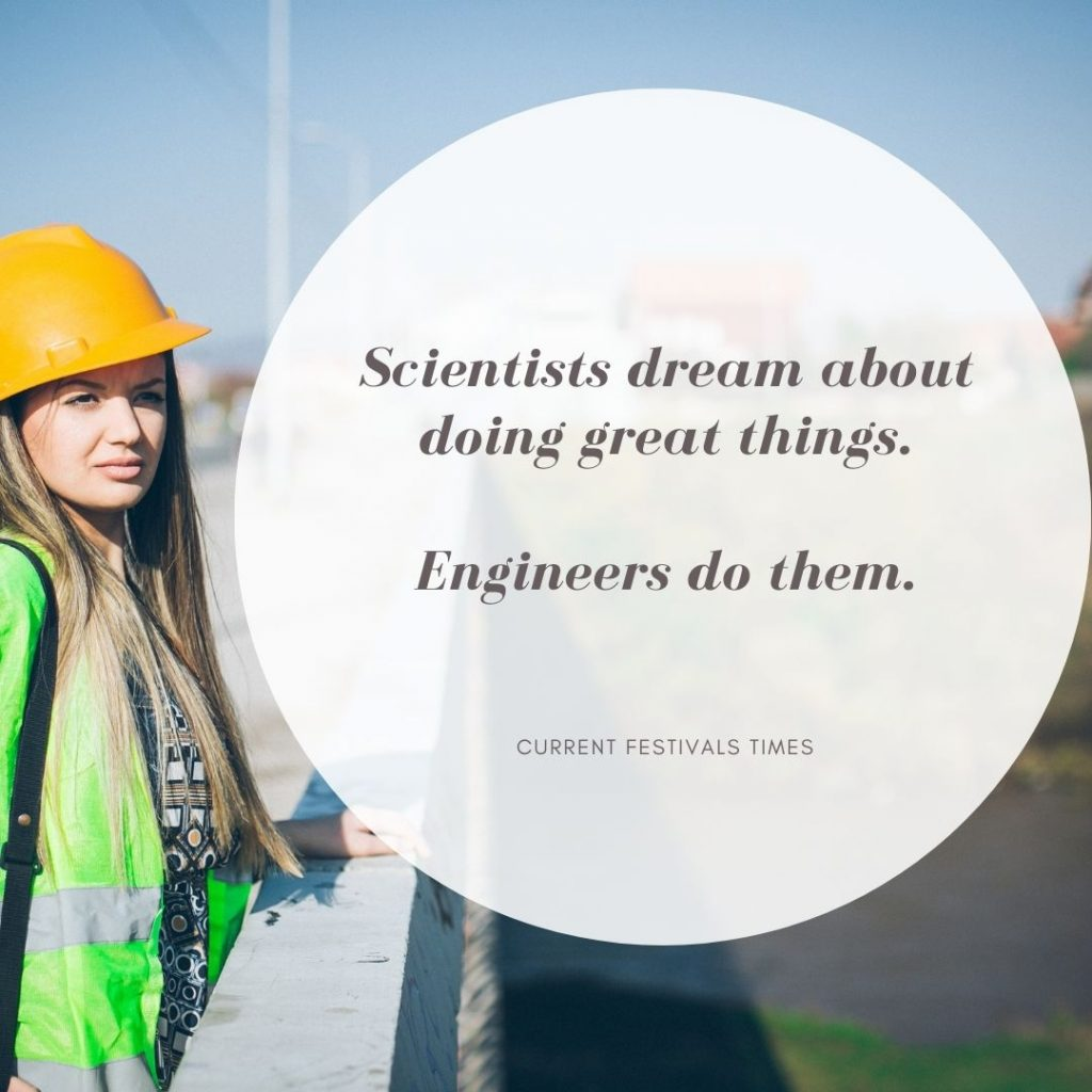 engineers day wishes quotes