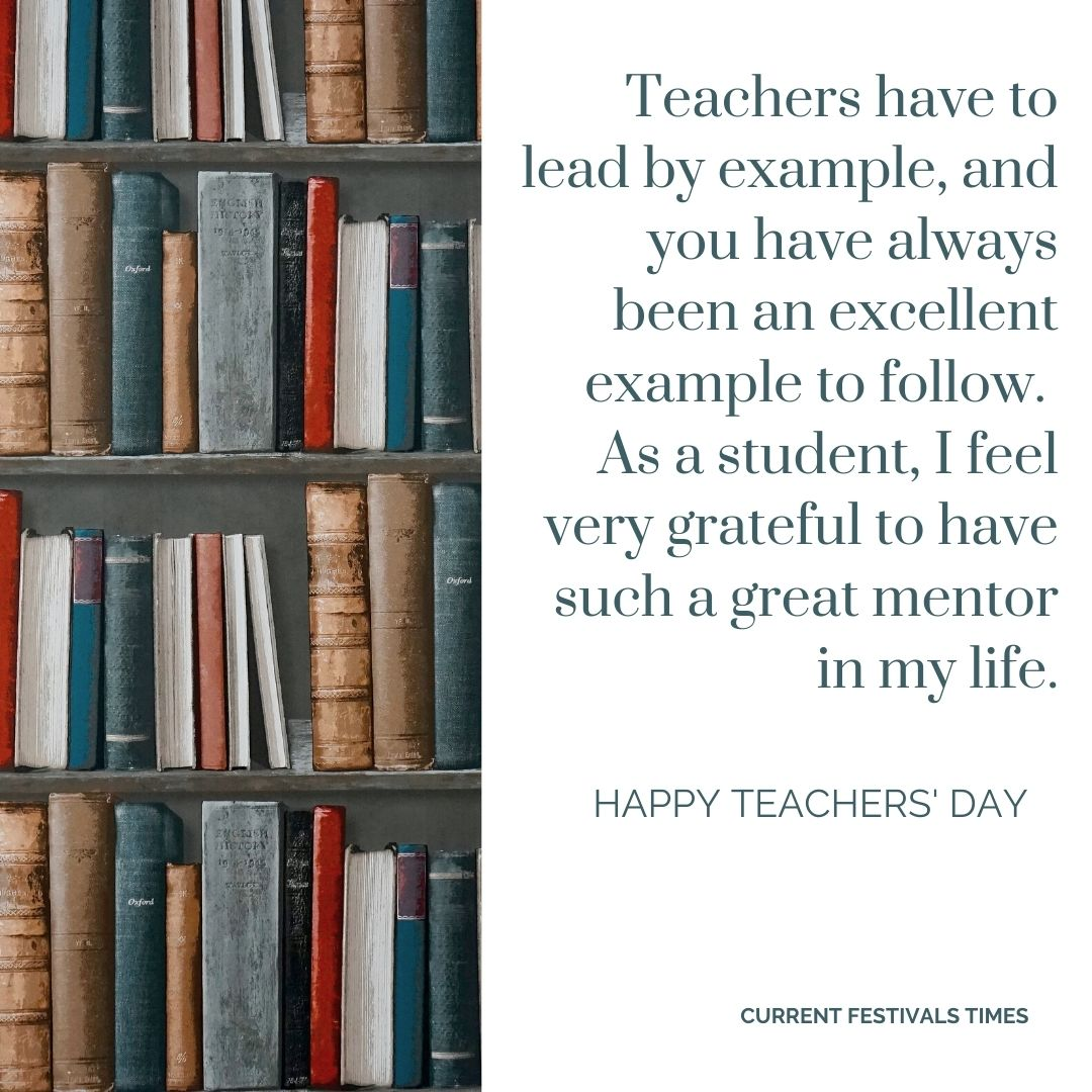 happy teachers day quotes wishes