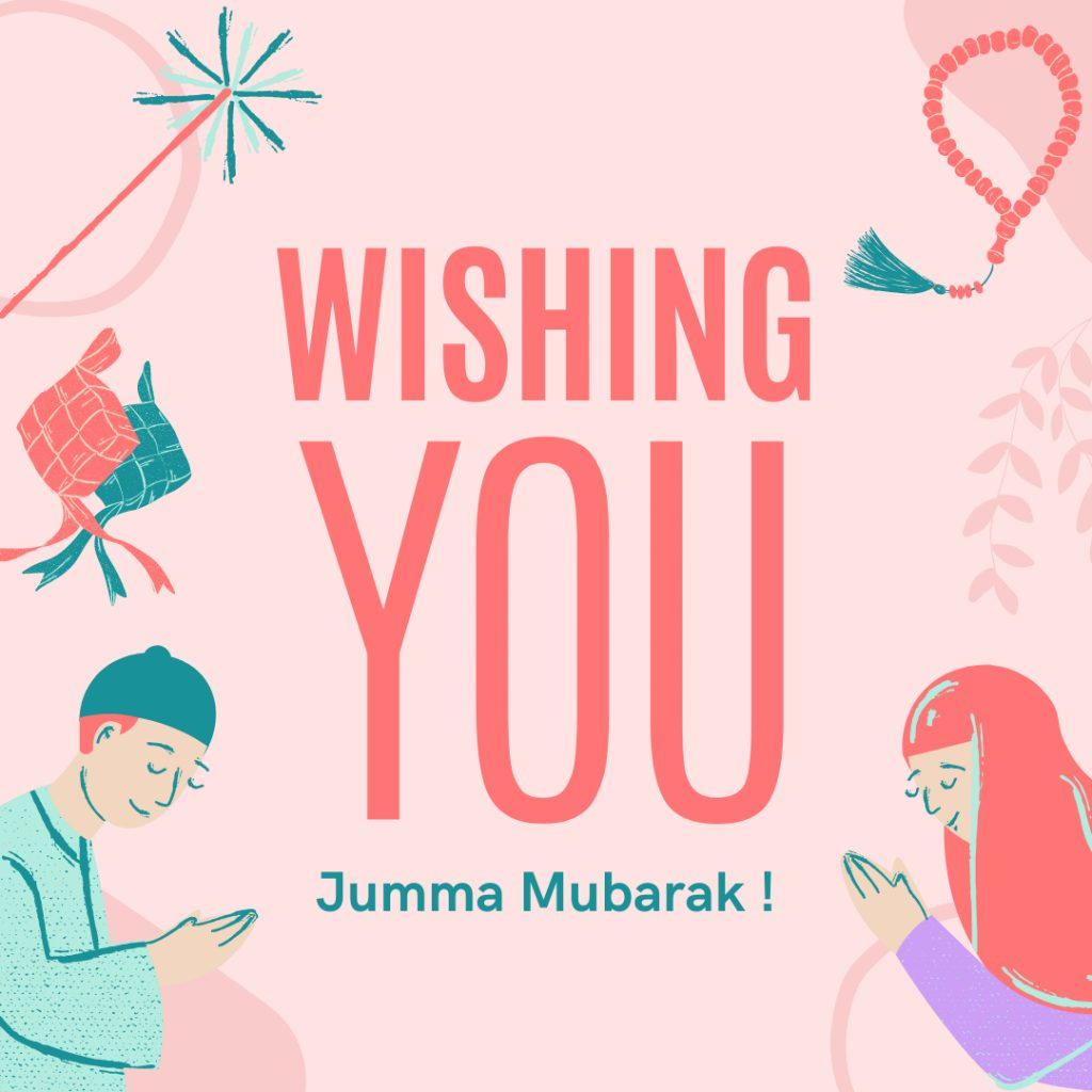 jumma mubarak latest images