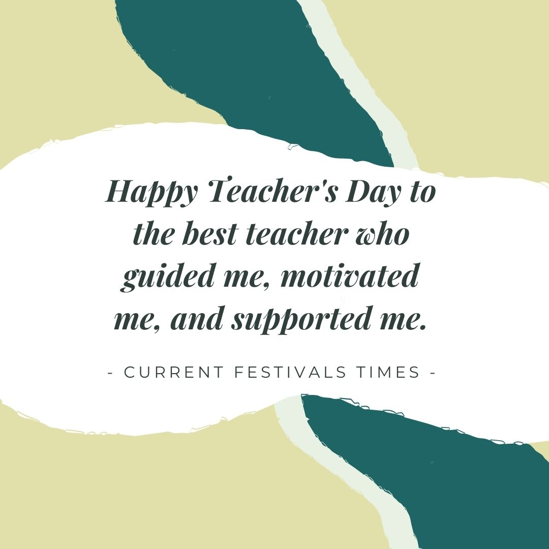 teachers day best wishes images