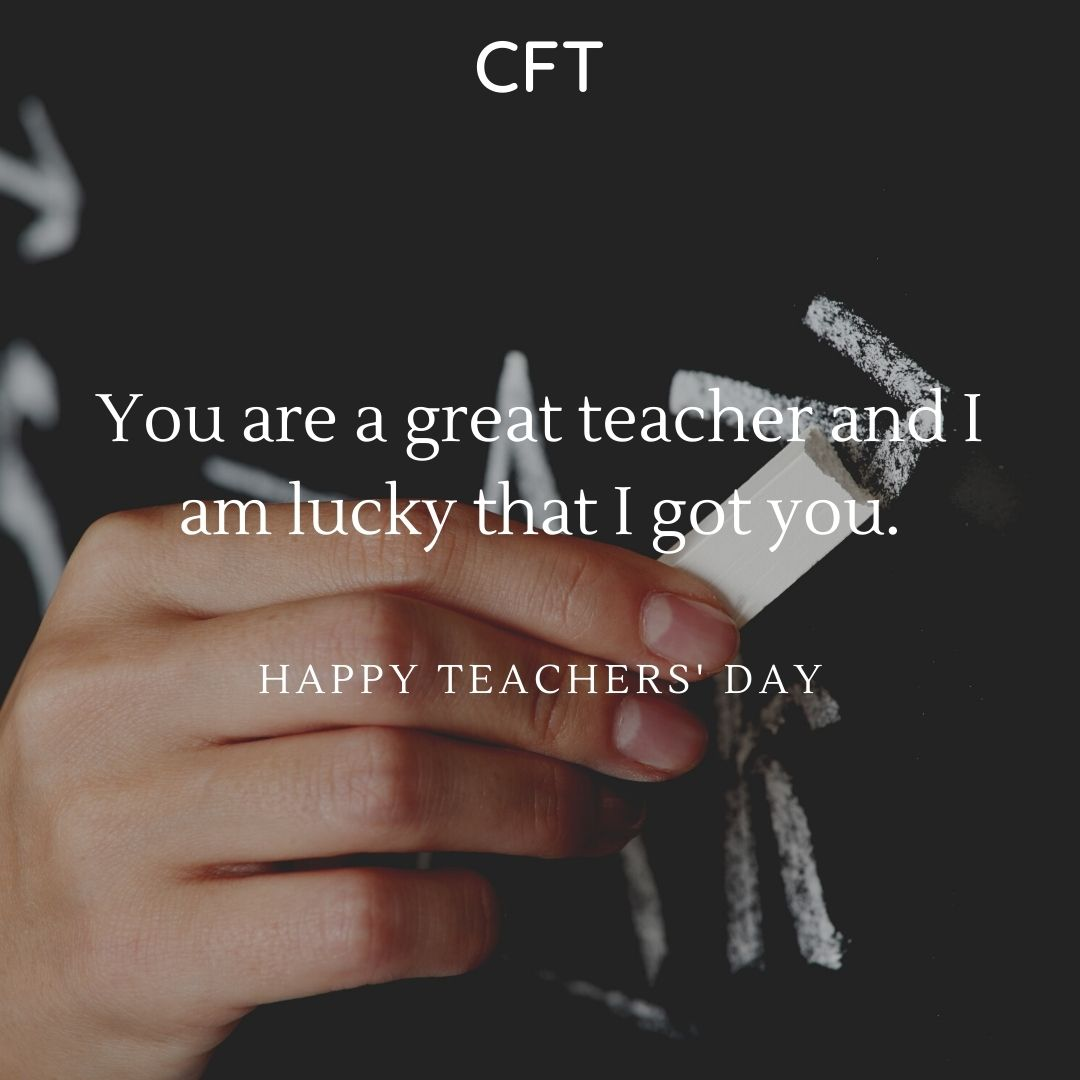 teachers day messages quotes