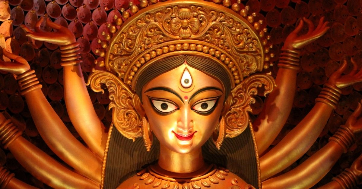 Durga Puja Wishes in Bengali