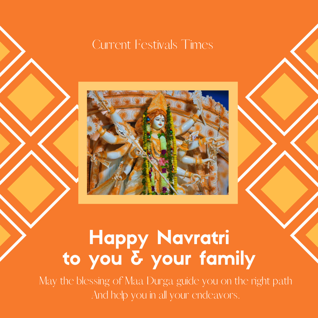 Happy Navratri Images Wishes Quotes