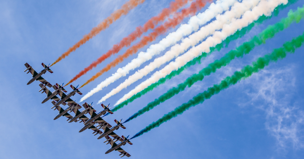 Indian Air Force Day Images 2020