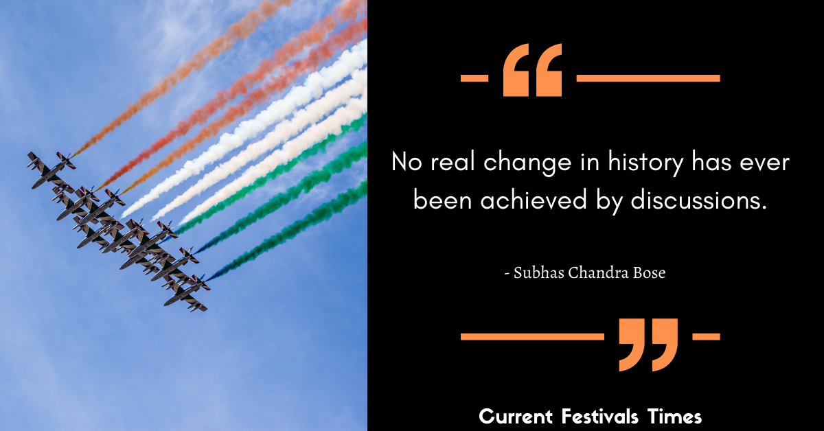 Indian Air Force Day Quotes