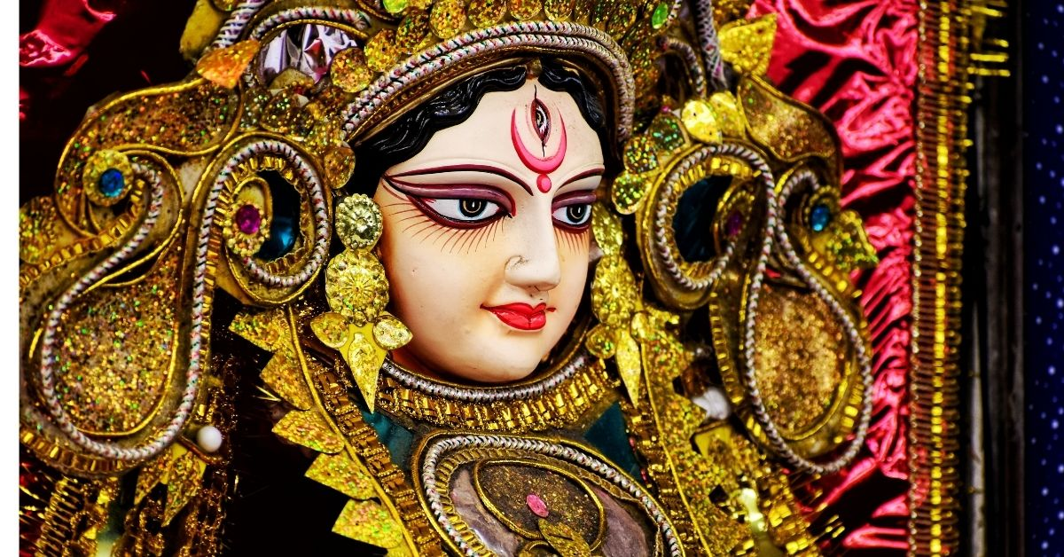 Navratri Wishes in Marathi