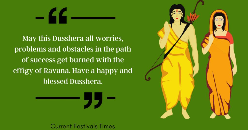 best dussehra quotes in english