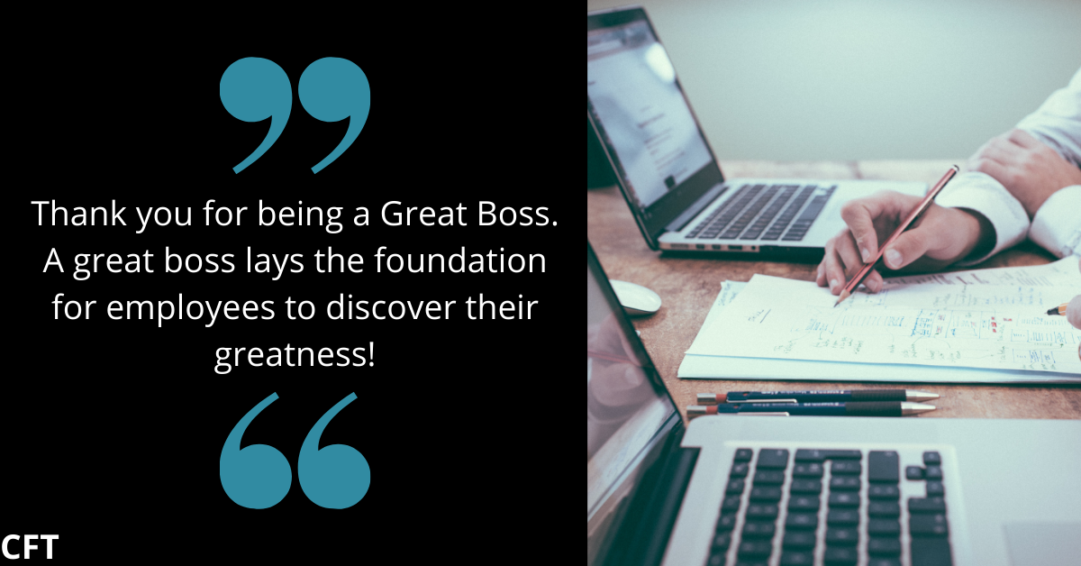 boss day quotes wishes