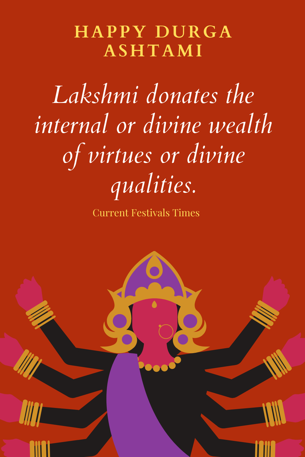 durga ashtami quotes in english