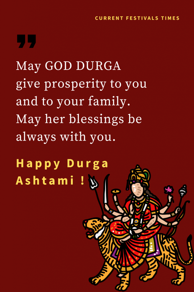 durga puja wishes photo