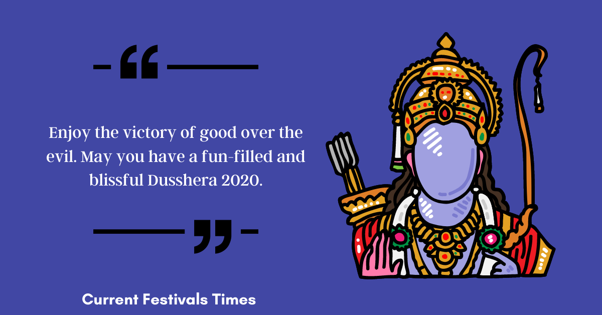 dussehra wishes with images