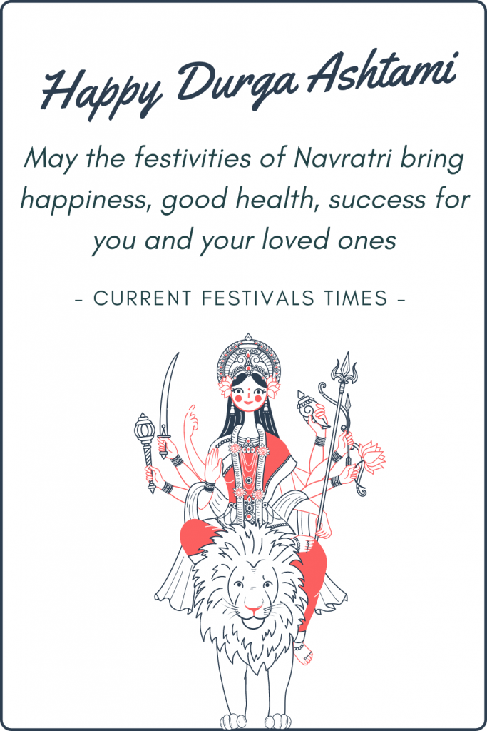 happy durga ashtami hd images