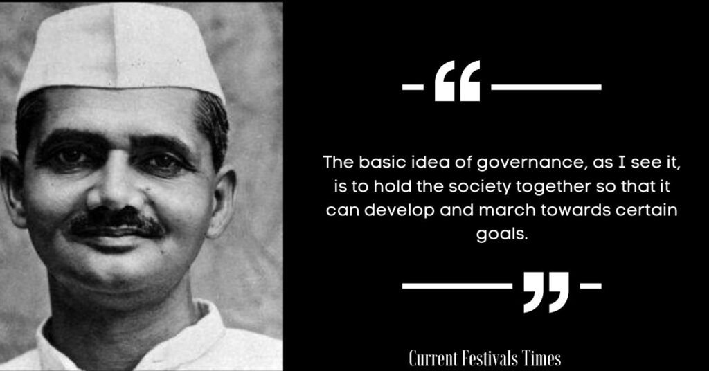 lal bahadur shastri best quotes