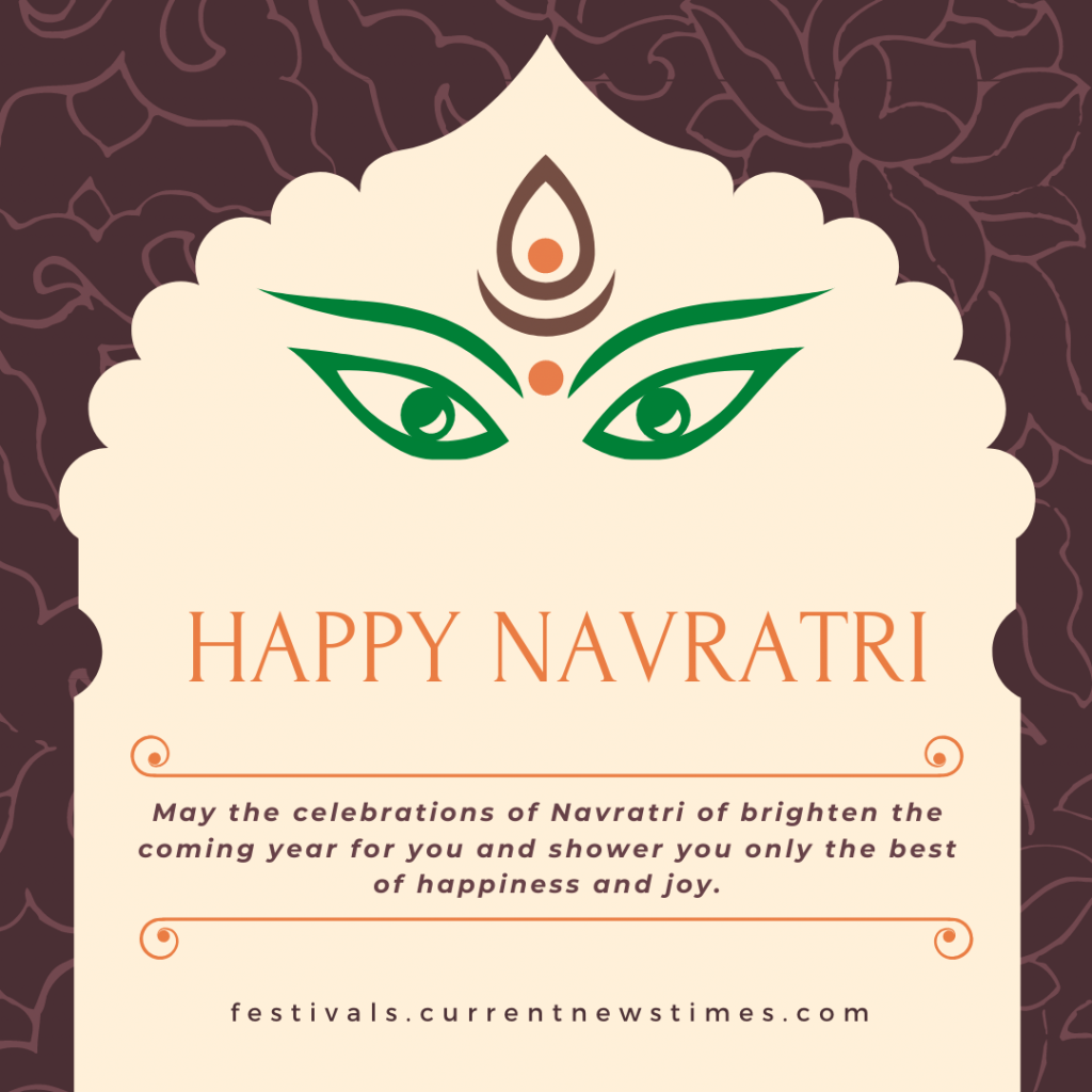 navratri quotes english