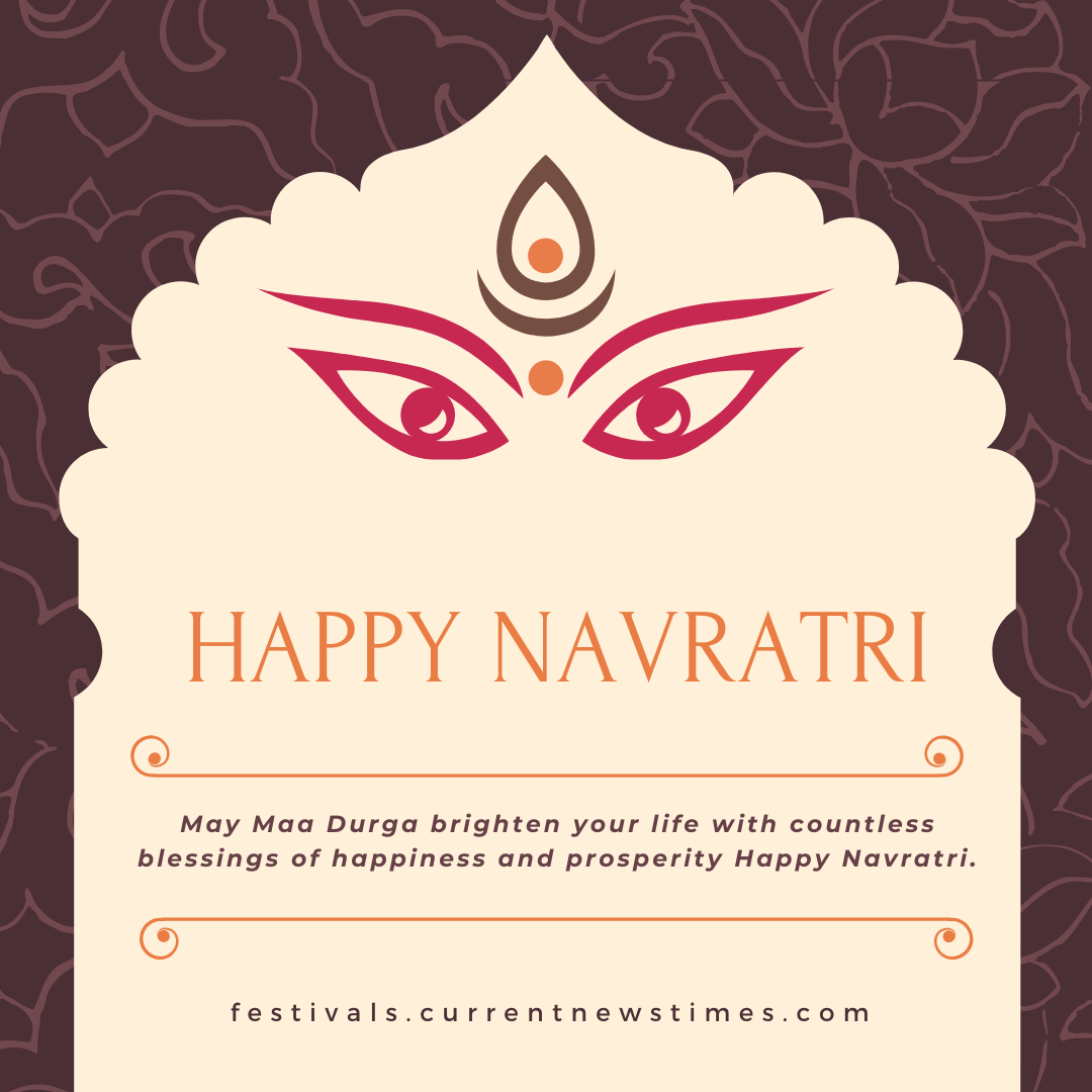 navratri wishes 2020