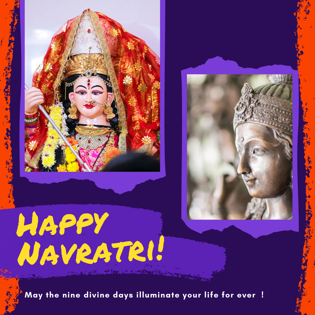 navratri wishes with images