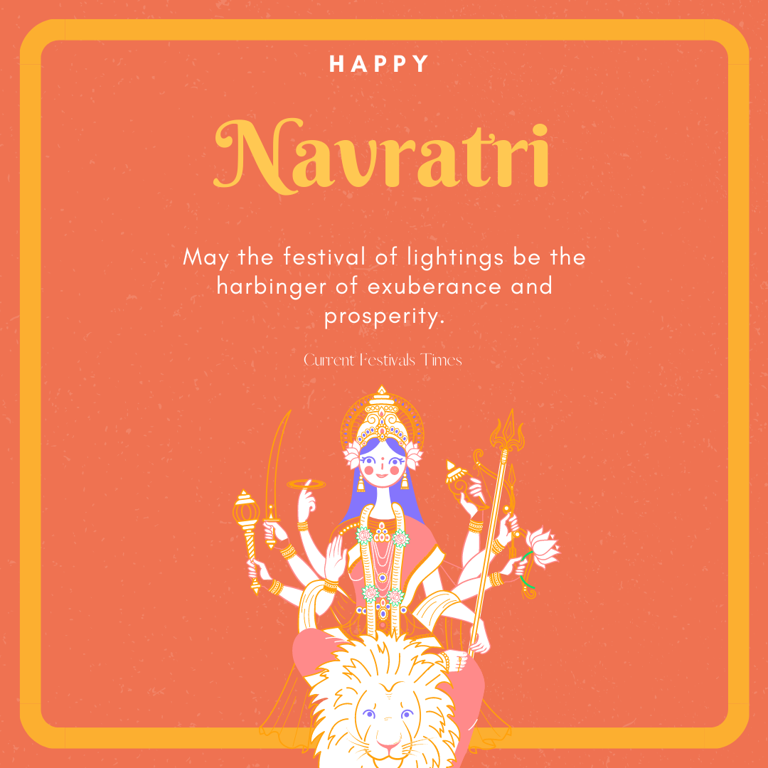 wishes of navratri