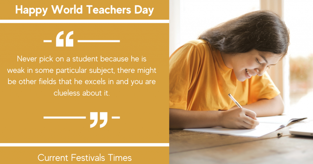 world students day quotes
