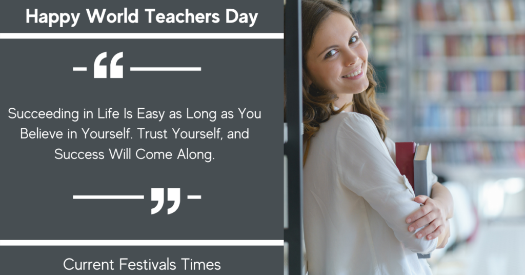 world teachers day thoughts