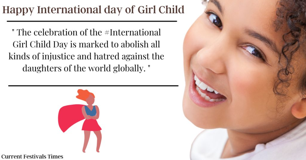 Best Girl Child Day Quotes