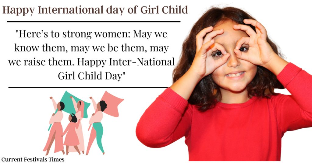 International Girl Child Day Messages