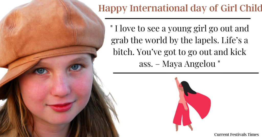 International Girl Child Day Wishes and Messages